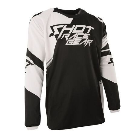 _Shot Contact Claw 2017 Jersey Schwarz | A0E-12B1-B01 | Greenland MX_