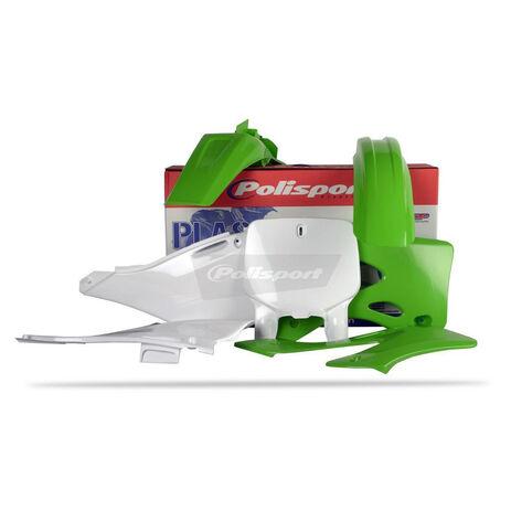 _Polisport Plastik Kit Kawasaki KX 125/250 99-02 | 90089 | Greenland MX_