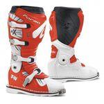 _Forma Terrain TX Stiefel Weiß/Rot | FORC350-9810 | Greenland MX_