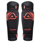 _Acerbis Soft Ellbogenprotektor Schwarz/Rot | 0023456.323 | Greenland MX_