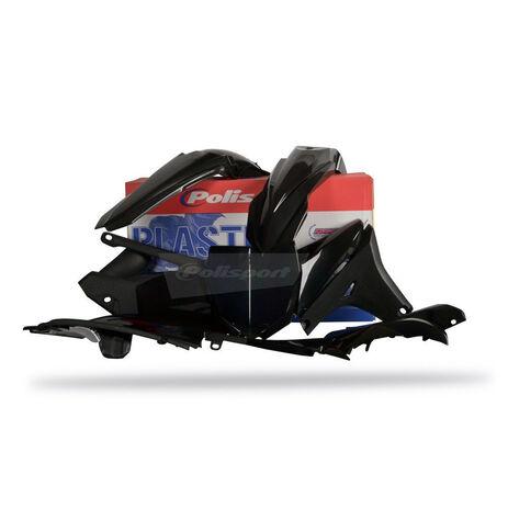 _Polisport Plastik Kit Yamaha YZ 450 F 10-13 Schwarz | 90263 | Greenland MX_