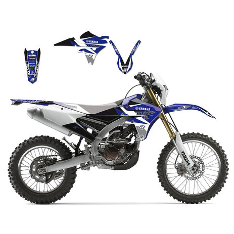 _Blackbird Dream 3 Aufkleber Kit Yamaha WR 250 F 15-17 WR 450 F 16-17 | 2246E | Greenland MX_