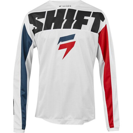 _Shift Weiß Label York Jersey | 21707-008 | Greenland MX_