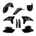 _Acerbis Yamaha YZ 250 F 10-13 Plastik Kit Full Schwartz | 0013983.090 | Greenland MX_