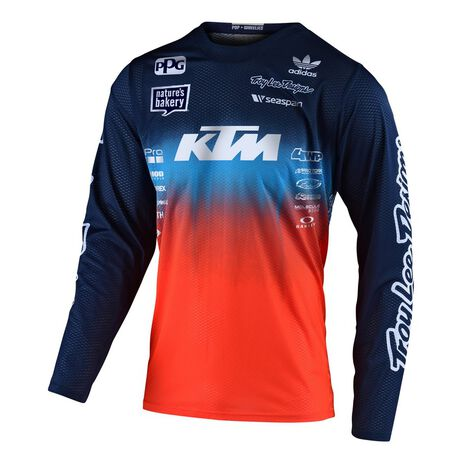 _Jersey Troy Lee Designs GP Air Stain'd Team | 30478302-P | Greenland MX_