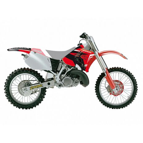 _Blackbird Dream 4 Aufkleber Kit Honda CR 125 93-97  CR 250 92-96 | 2140N | Greenland MX_
