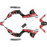 _Kit Adhesivos Completo Logo Yamaha Ténéré 700 19-.. Blanco/Rojo/Negro | SK-YTE70019LOWRDBK-P | Greenland MX_