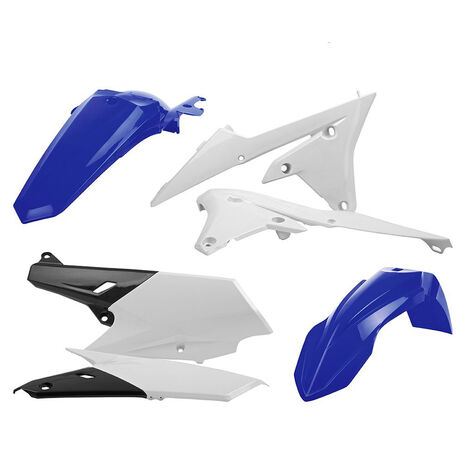 _Polisport Plastik Kit Yamaha WR 250 F 15-19 WR 450 F 16-18 YZ 250 FX 15-19 | 90729 | Greenland MX_