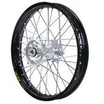 _Talon-Excel Hinterrad KTM EXC 98-..SX 98-06 19 x 1.85 (Eje 20mm) Silber-Schwarz | TW632NSBK | Greenland MX_