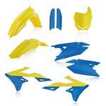 _Acerbis Plastik Full Kit Suzuki RMZ 450 19-20 Blau/Gelb | 0023623.274-P | Greenland MX_