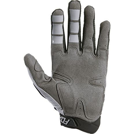 _Handschuhe Fox Pawtector Schwartz/Grau | 21737-014 | Greenland MX_
