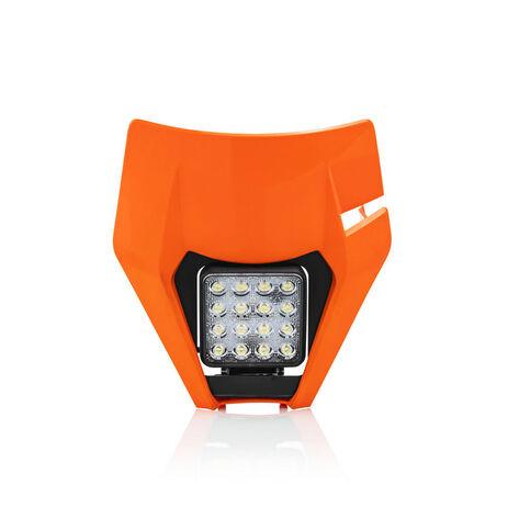 _Acerbis Scheinwerfer VSL KTM 17-19 Orange 2016   0023949.011   Greenland MX_