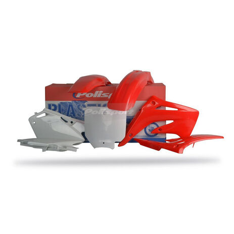 _Polisport Plastik Kit CR 85 03-07 | 90078 | Greenland MX_