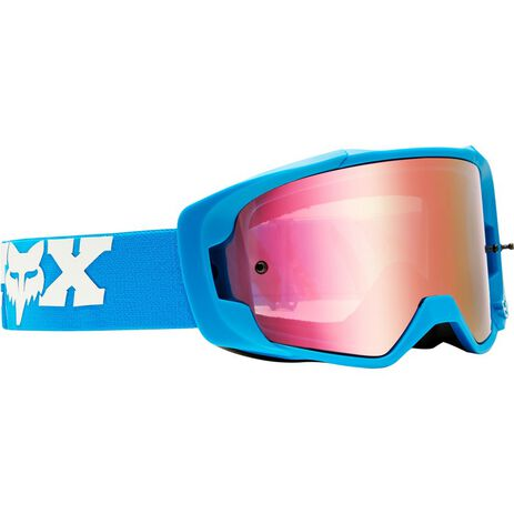 _Fox Zebra Vue Goggle Blau | 22881-559 | Greenland MX_