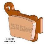_Delta Brembelag Hinten KTM 04-.. Husqvarna 14-.. Sherco Enduro 12-..   DB2320   Greenland MX_