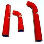 _Hebo Silikon Kühlerschlauchkit Gas Gas Trial TXT Rot | HI1101R | Greenland MX_