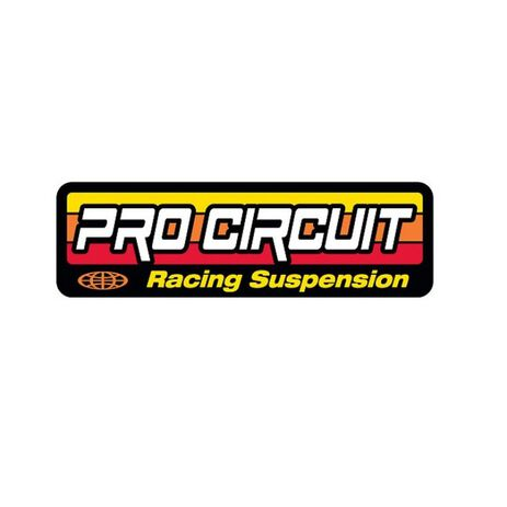 _Pro Circuit Suspension Aufkleber | DCSHOCK | Greenland MX_