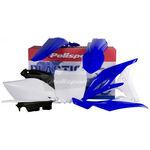 _Polisport Plastik Kit Yamaha YZ 250 F 10-13 OEM | 90272 | Greenland MX_