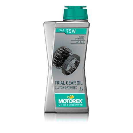 _Motorex Trial Gear Getriebeöl 75W 1 Liter   MT243H004T   Greenland MX_