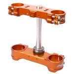 _Neken Standard Gabelbrücke KTM SX 65 13-17 (Offset Original) Orange | 0603-0642 | Greenland MX_