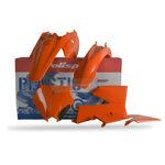 _Polisport Plastik Kit KTM SX 85 06-12 | 90131 | Greenland MX_