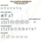 _Honda Bolt Schraubensatz für Plastics CRF 250 R 06-09 | BO-HON-060902 | Greenland MX_