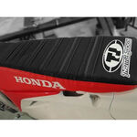 _TJ Sitzbankbezug Honda CRF 250 10-13 CRF 450 R 09-12 USA Rot/Schwarz | ST0911CRFBTSR | Greenland MX_