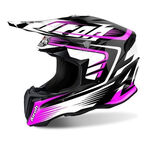 _Airoh Twist Mix Pink Helm 2017 | TWMX54 | Greenland MX_