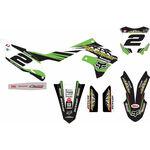 _Komplett Aufkleber Kit Kawasaki KX 450 19-.. Pro Circuit Grün | SK-KX450F19PCGR | Greenland MX_