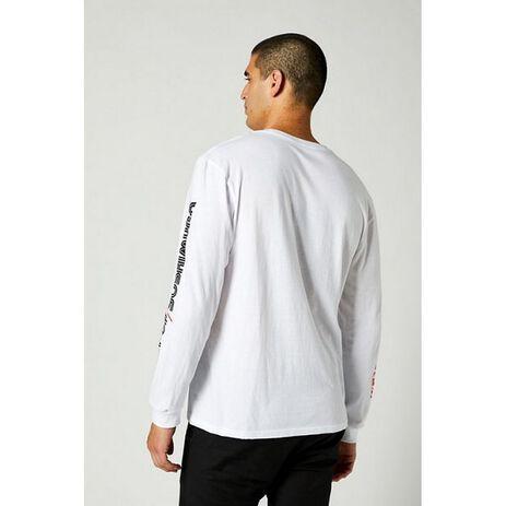 _Fox Langärmliges T-Shirt Yoshimura | 26956-190 | Greenland MX_