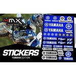 _4MX Aufkleber Set Yamaha | 01KITA606Y | Greenland MX_