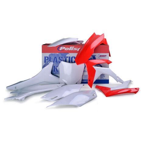 _Polisport Plastik Kit Honda CRF 250 R 14-17 CRF 450 R 13-16 | 90536 | Greenland MX_