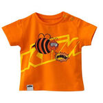 _KTM Baby Bee T-Shirt 2017 Orange | 3PW179610 | Greenland MX_