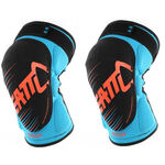 _Leatt 3DF 5.0 Knieprotektoren Blau/Orange | LB50161004 | Greenland MX_