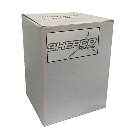 _Sherco rear fender enduro 450 blue | SH-0249 | Greenland MX_
