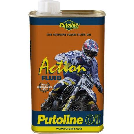 _Putoline Action Fluid Luftfilteröl 1 Liter   PT70005   Greenland MX_