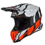 _Airoh Twist Great Helm Orange | TWGR32 | Greenland MX_