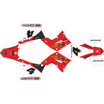 Komplett Aufkleber Kit Restyling Polisport Honda CR 125/250 R 02-07, , hi-res