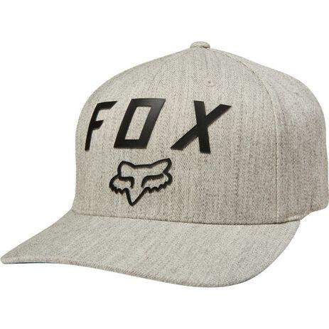 _Fox Number 2 Flexit Kappe Grau | 21984-416 | Greenland MX_
