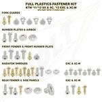 _KTM Bolt Schraubensatz für Plastics SX 11-13 EXC 12-13 | BO-KTM112SXC1 | Greenland MX_