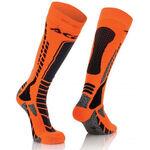 _Acerbis MX Pro Socken Schwarz/Gelb Fluo | 0022077.313 | Greenland MX_