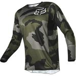 _Fox 180 Przm Special Edition Jersey Camo | 24236-027 | Greenland MX_