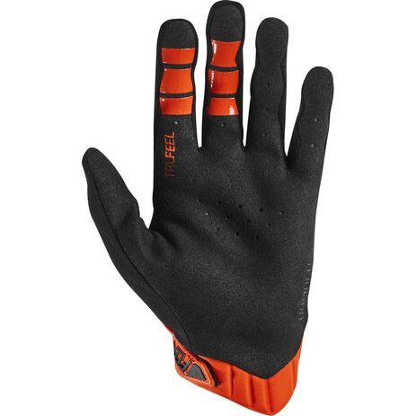 _Fox Bomber Light Handschuhe Schwarz/Orange | 23948-016 | Greenland MX_