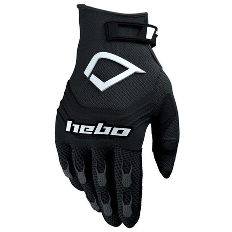 _Handschuhe Hebo Baggy Evo Schwarz | HE1128N | Greenland MX_