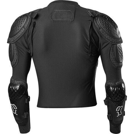 _Fox Titan Sport Body Protektoren-Jacke Schwarz   24018-001   Greenland MX_
