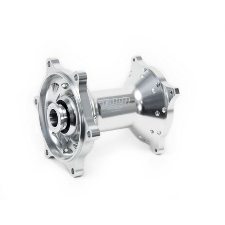 _Talon Nabe Rear KTM EXC 98-..SX 98-06 Husqv. FE/TE 14-.. 18 x 2.15 (Eje 20mm) Silber | TW632AS | Greenland MX_