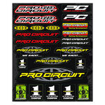 _4MX Aufkleber Set Pro Circuit | 01KITA608 | Greenland MX_