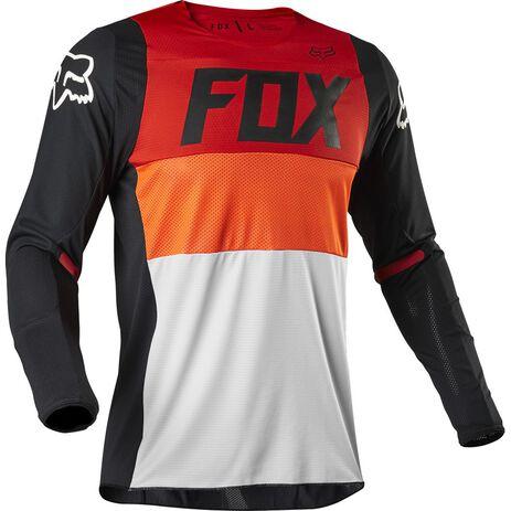 _Fox 360 Bann Jersey Grau | 24557-097 | Greenland MX_