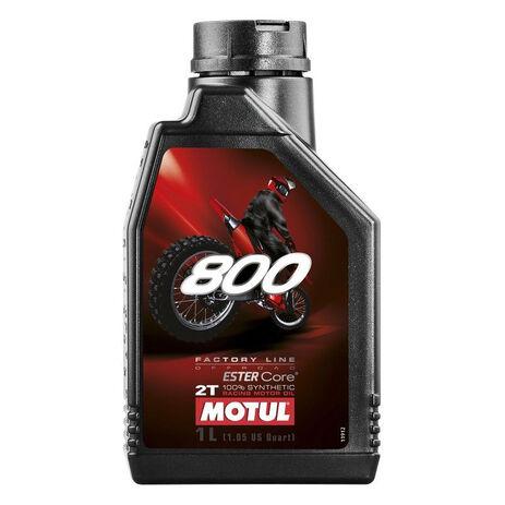 _Motul Öl 800 FL OFF ROAD 2T 1L | MT-104038 | Greenland MX_