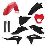 _Acerbis Plastik Full Kit Gas Gas EC 250/300 21-.. EC 250/350 F 21-.. | 0024633.349-P | Greenland MX_